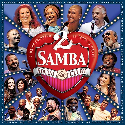 Samba Social Clube Vol. 2 de Various Artists