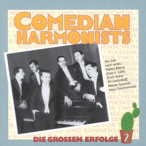 Die Grossen Erfolge II von The Comedian Harmonists