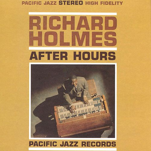 After Hours de Richard Groove Holmes