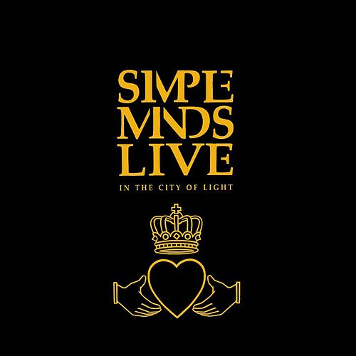Live - In The City Of Light by Simple Minds