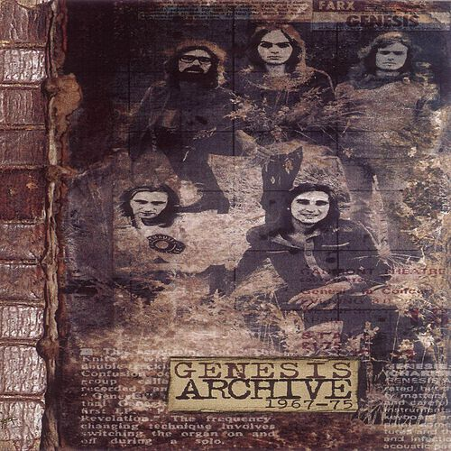 Archive #1 (1967-1975) by Genesis