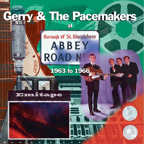 At Abbey Road de Gerry and the Pacemakers