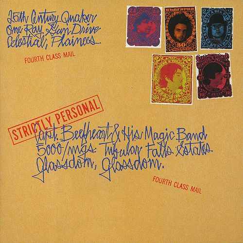 Strictly Personal by Captain Beefheart
