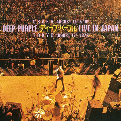Live In Japan de Deep Purple