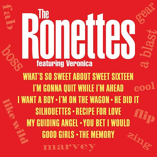 Featuring Veronica by The Ronettes