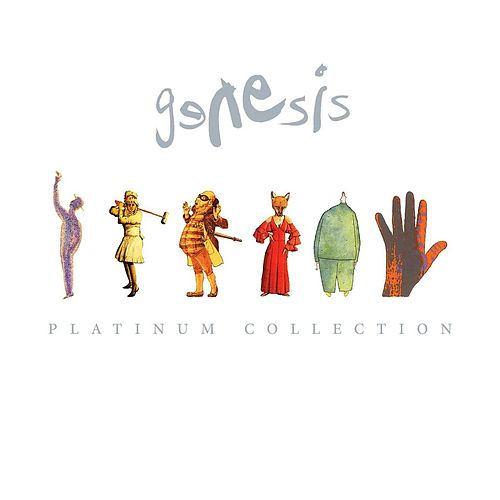 The Platinum Collection von Genesis