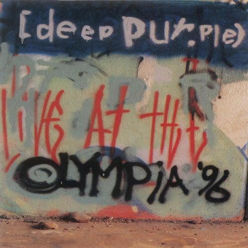 Live At The Olympia de Deep Purple