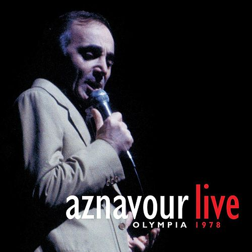 Olympia 1978 de Charles Aznavour