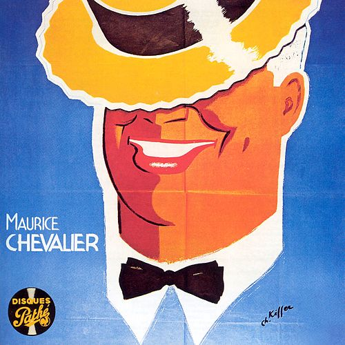 collection disques pathe de Maurice Chevalier