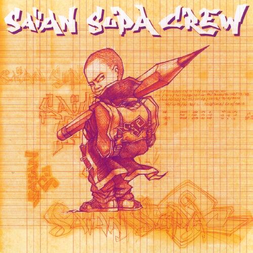 Saian Supa Crew de Saïan Supa Crew