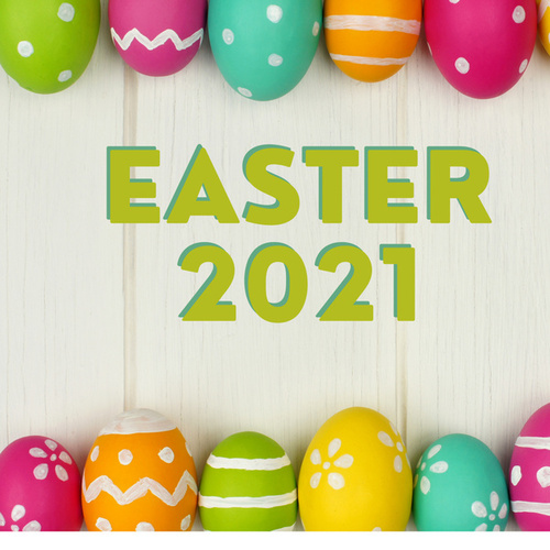 Easter 2021 de Various Artists