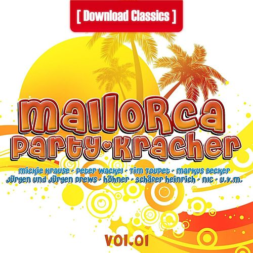 Mallorca Party Kracher von Various Artists