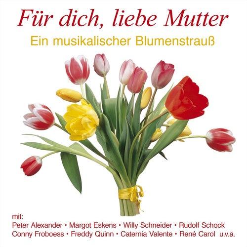 Für dich, liebe Mutter - Ein musikalischer Blumenstrauß von Various Artists