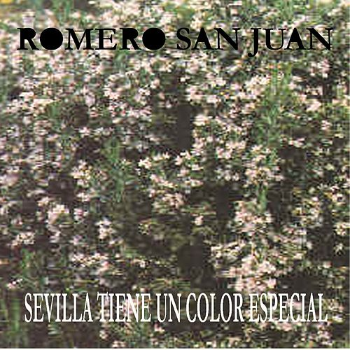 Sevilla Tiene Un Color Especial di Romero Sanjuan