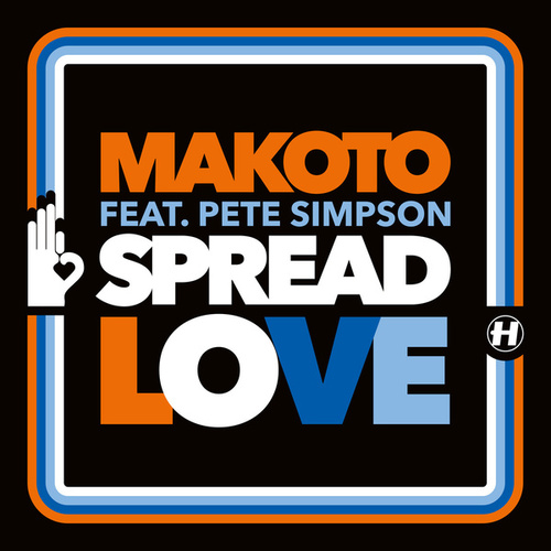 Spread Love / Contact by Makoto