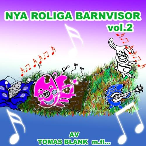 Nya Roliga Barnvisor, vol.2 by Piccolo-ensemblen