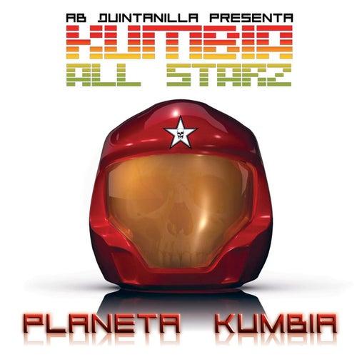 Planeta Kumbia de A.B. Quintanilla III