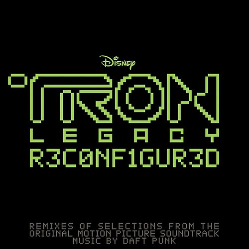 TRON Legacy: Reconfigured by Daft Punk
