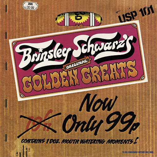 Original Golden Greats (25 Thoughts Of Brinsley Schwarz) by Brinsley Schwarz