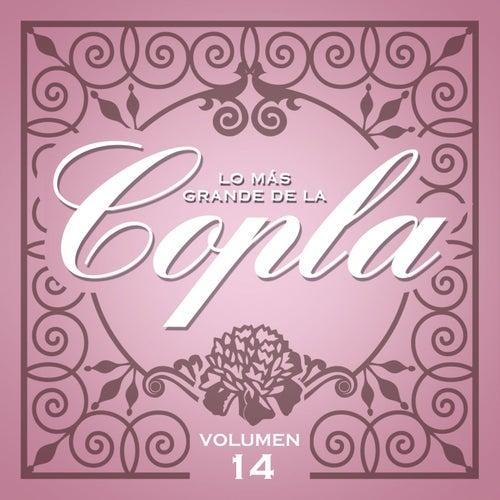 Lo Más Grande De la Copla - Vol 14 de Various Artists