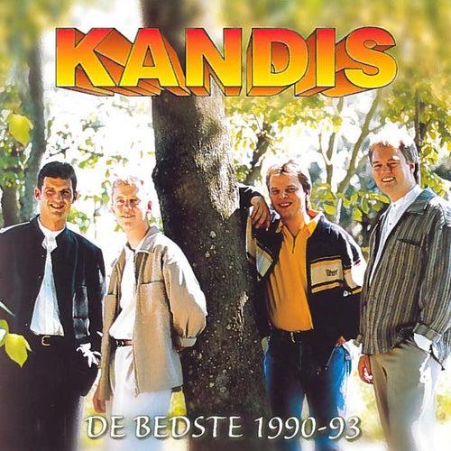 Det Bedste 1990-93 van Kandis