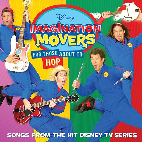 Imagination Movers: For Those About To Hop de Imagination Movers