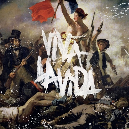 Viva La Vida or Death and All His Friends van Coldplay