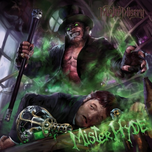 Mister Hyde by Mister Misery
