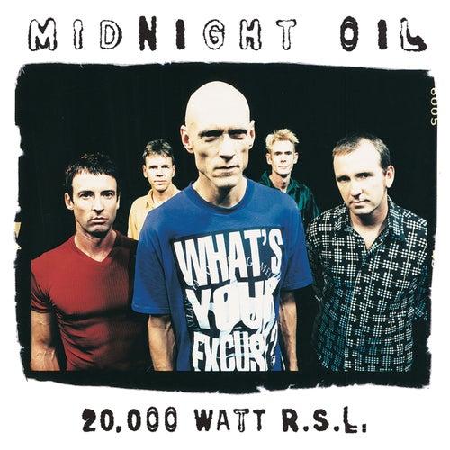 20000 Watt RSL - The Midnight Oil Collection de Midnight Oil