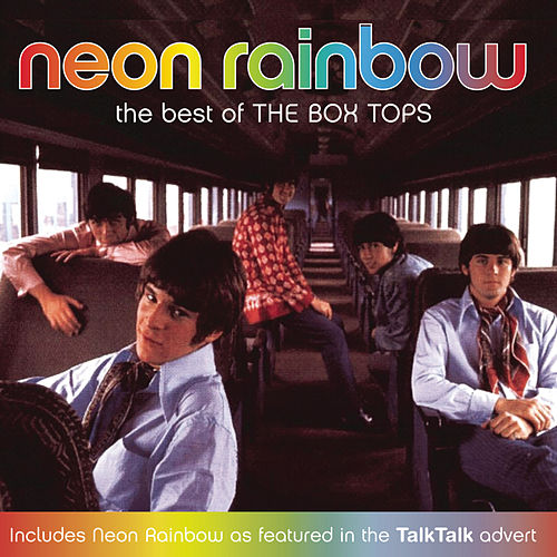 Neon Rainbow - The Best Of The Box Tops von The Box Tops