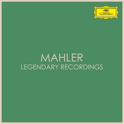 Mahler - Legendary Recordings by Gustav Mahler