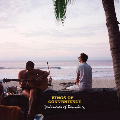 Declaration Of Dependence de Kings Of Convenience