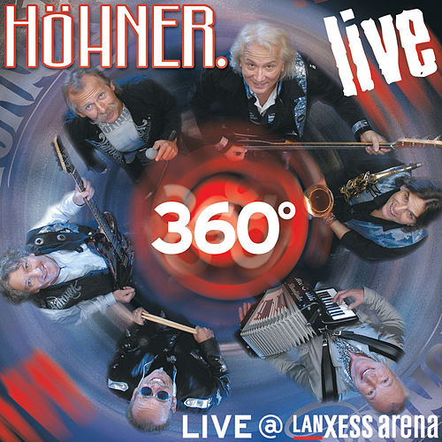 360° Live@Lanxess Arena von Höhner