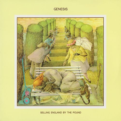 Selling England By The Pound von Genesis