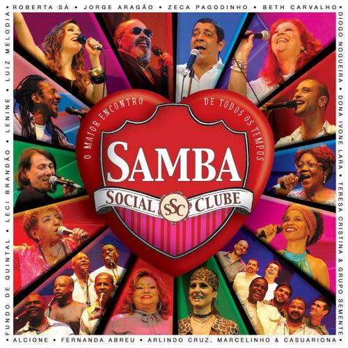Samba Social Clube Vol. 1 de Various Artists
