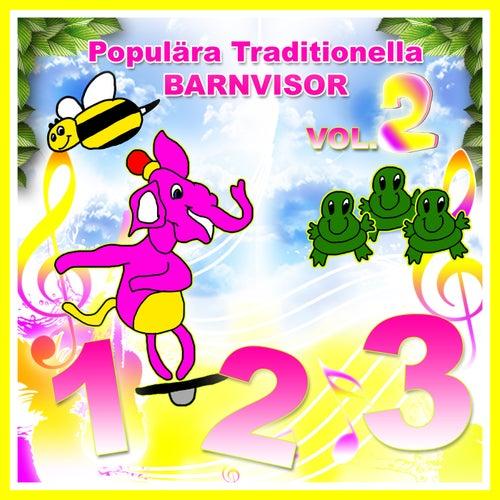 Populära Traditionella BARNVISOR, vol.2 by Piccolo-ensemblen