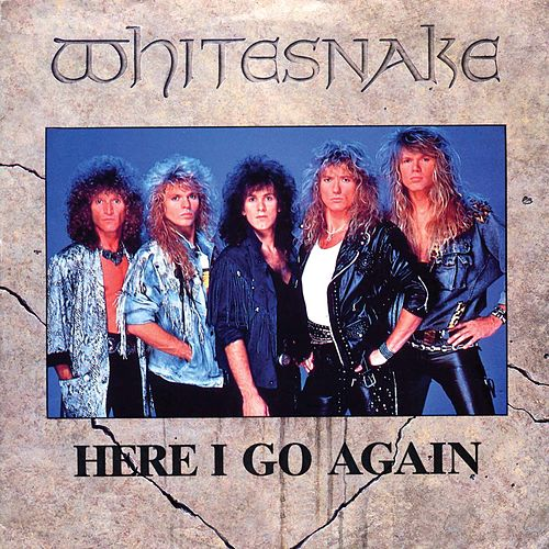 Here I Go Again '87 von Whitesnake