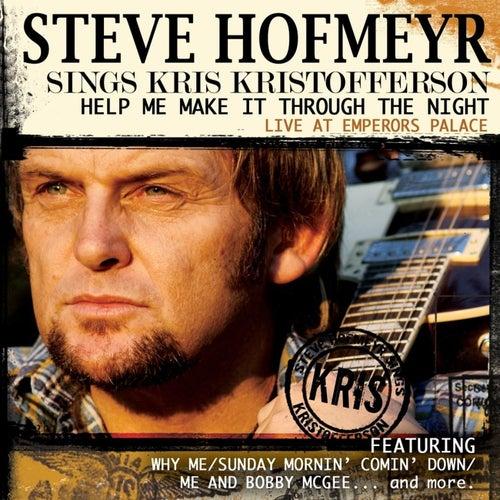 Sings Kris Kristofferson von Steve Hofmeyr