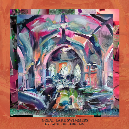 I Am Part of a Large Family (Live at the Redeemer, 4/14/2007) by Great Lake Swimmers
