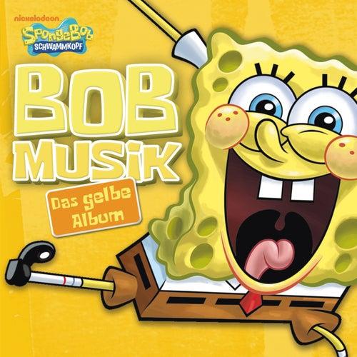 BOBmusik - Das gelbe Album von Spongebob Squarepants