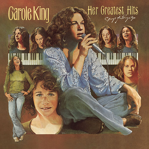 Her Greatest Hits (Songs Of Long Ago) de Carole King