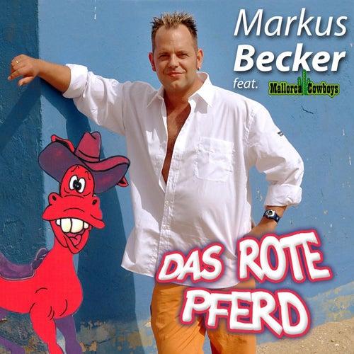 Das Rote Pferd von Markus Becker