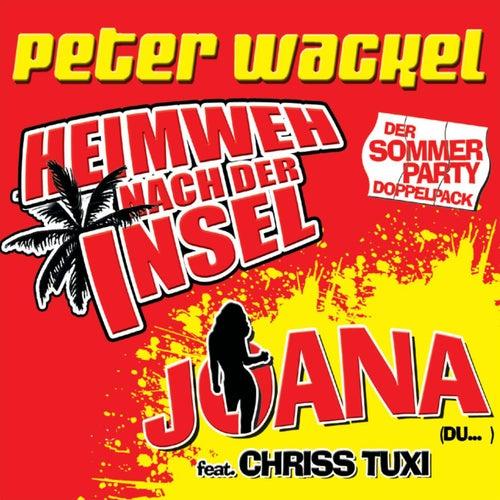 Joana - Du .../Heimweh Nach Der Insel von Peter Wackel
