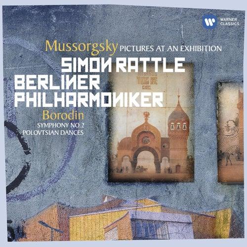 Mussorgsky: Pictures at an Exhibition von Berliner Philharmoniker