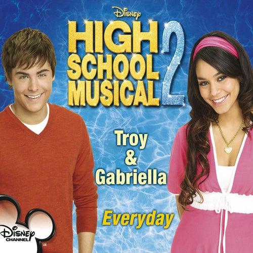 Everyday von The Cast Of 'High School Musical'