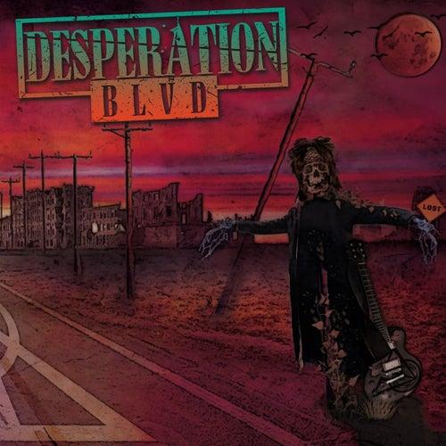 Desperation Blvd von Desperation BLVD