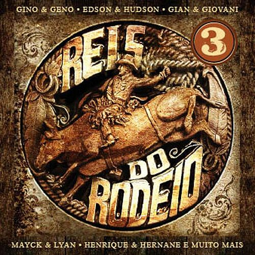 Reis Do Rodeio 3 de Various Artists