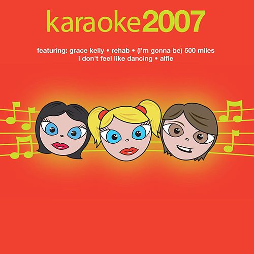 Karaoke 2007 by The New World Orchestra