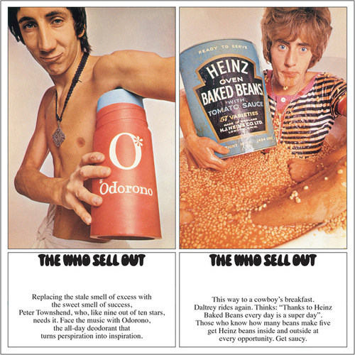 The Who Sell Out (Super Deluxe) by The Who