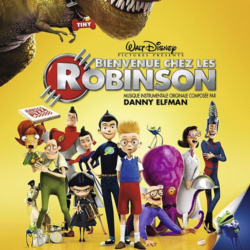 Meet The Robinsons Original Soundtrack (French Version) by Various Artists